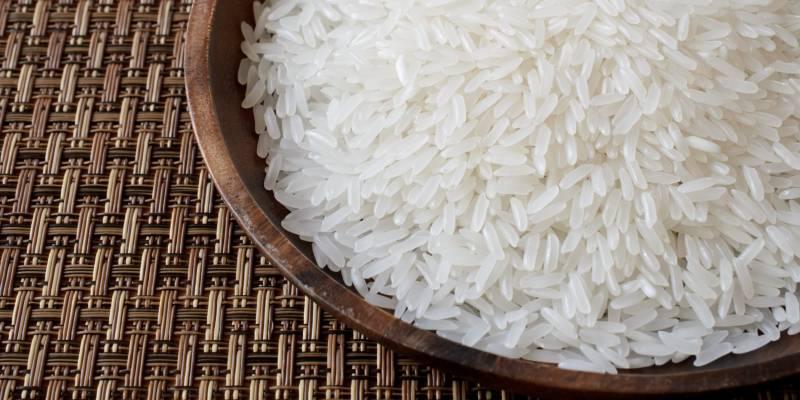 インディカ米の画像