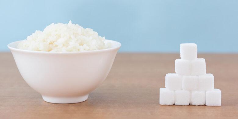 糖質と糖類のイメージ画像