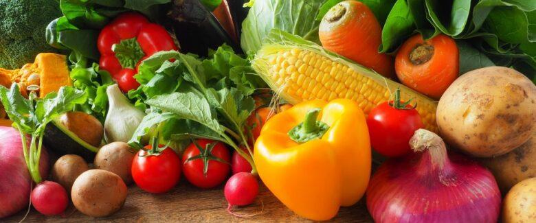 緑黄色野菜のイメージ画像