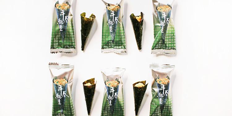 手巻納豆の画像