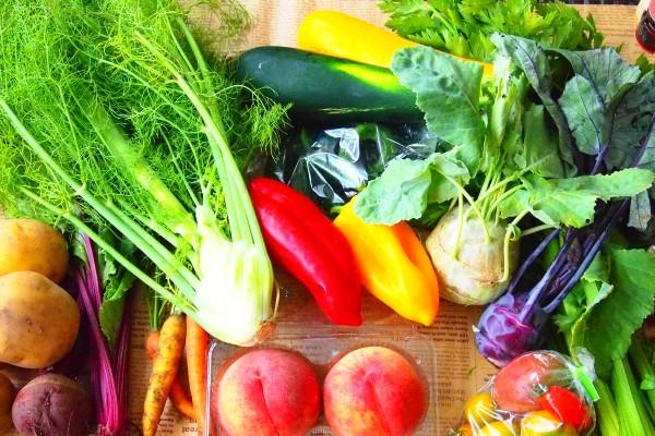 野菜果物のイメージ画像
