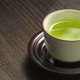 日本茶の写真