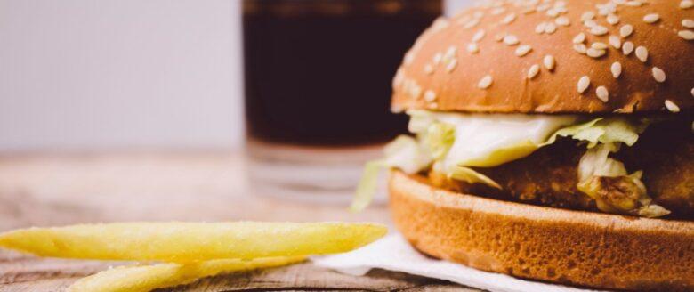 ハンバーガーのイメージ画像