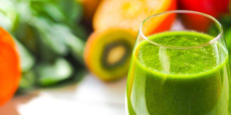 食物繊維の入った野菜ジュース