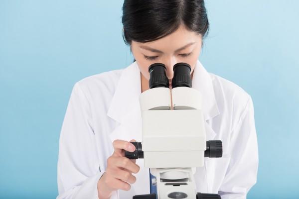 顕微鏡のイメージ画像