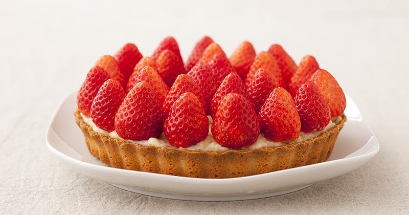 苺のタルト(ケーキ)