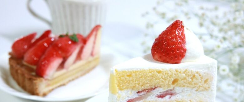 ショートケーキのイメージ画像