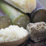 砂糖とサトウキビのイメージ画像