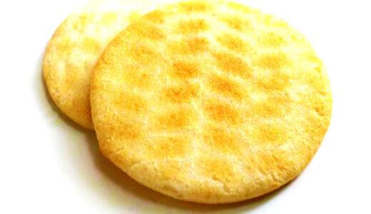 塩せんべいのカロリーや塩分量はどれくらい?|塩の効能効果|Salt flavored rice crackers