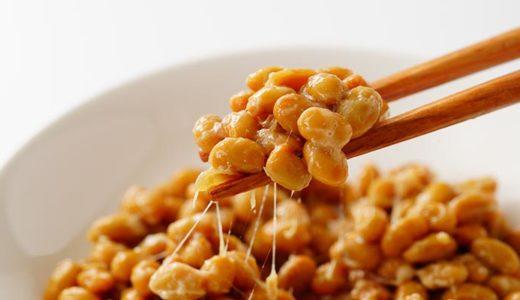 納豆の種類で栄養価は違う?!ひきわり納豆のカロリーや効能効果について|Nutrients in Natto