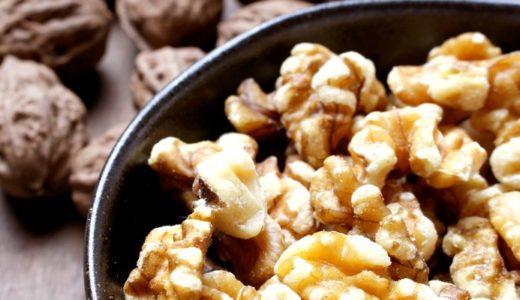 くるみ(胡桃)に多いα‐リノレン酸の効能とは?|素材編|Walnut oil