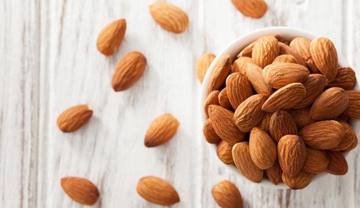 アーモンドのビタミンEの抗酸化作用とは?|おかき・あられ・せんべいの素材編|Vitamin E