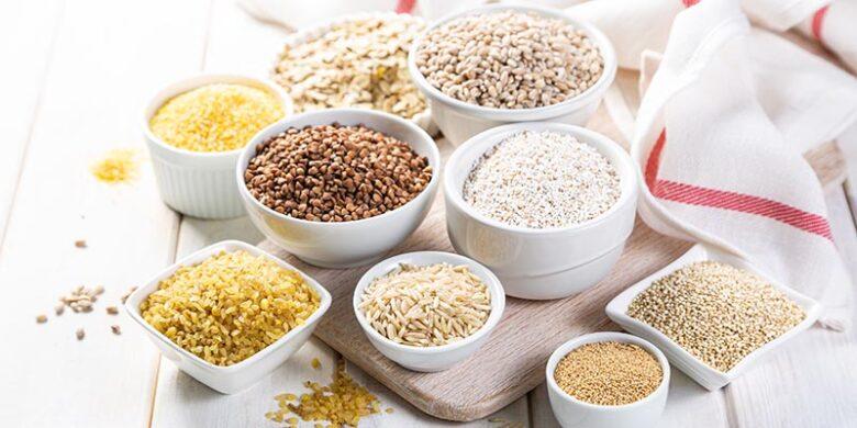 炭水化物を多く含む食品