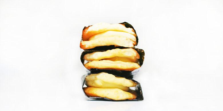 海苔チーズサンドの画像2