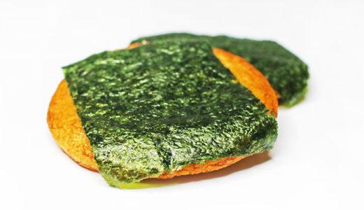 海苔せんべいの栄養成分は?|合計5種類でカロリー・糖質などを比較|Nori Senbei