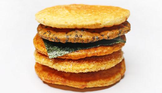 草加せんべいのカロリーと糖質について|5種類の味を一覧表で比較|Soka-senbei