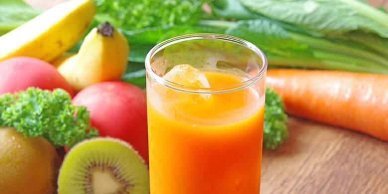 人参(野菜)ジュースの画像