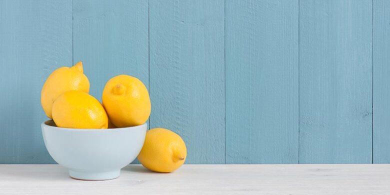 器に盛った複数のレモン(イメージ画像)