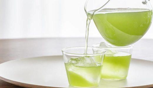 緑茶のダイエット効果を体感中!おかき・あられ・せんべいとの相性について