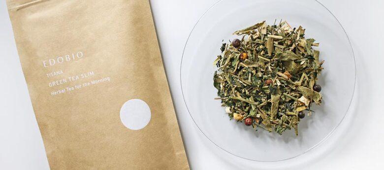 EDOBIO herb tea グリーンティースリム