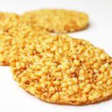 もち麦せんべいはダイエットには最適?気になるカロリーと効能効果について
