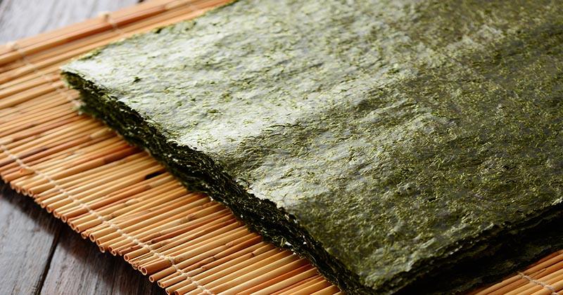 焼き海苔(イメージ画像)