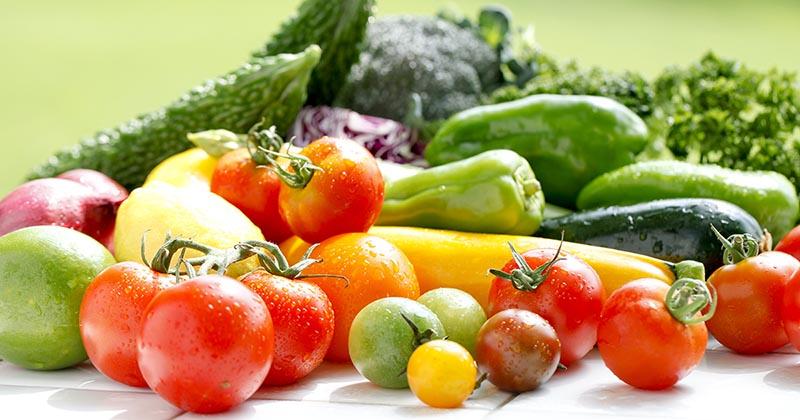 緑黄色野菜(イメージ画像)